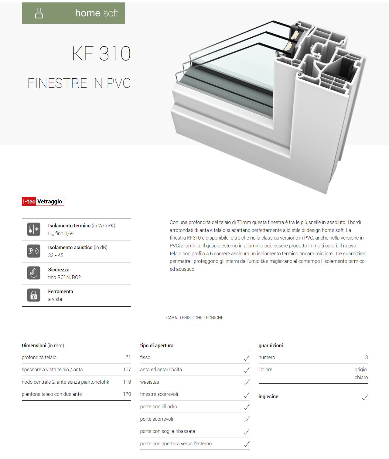 kf 310 soft