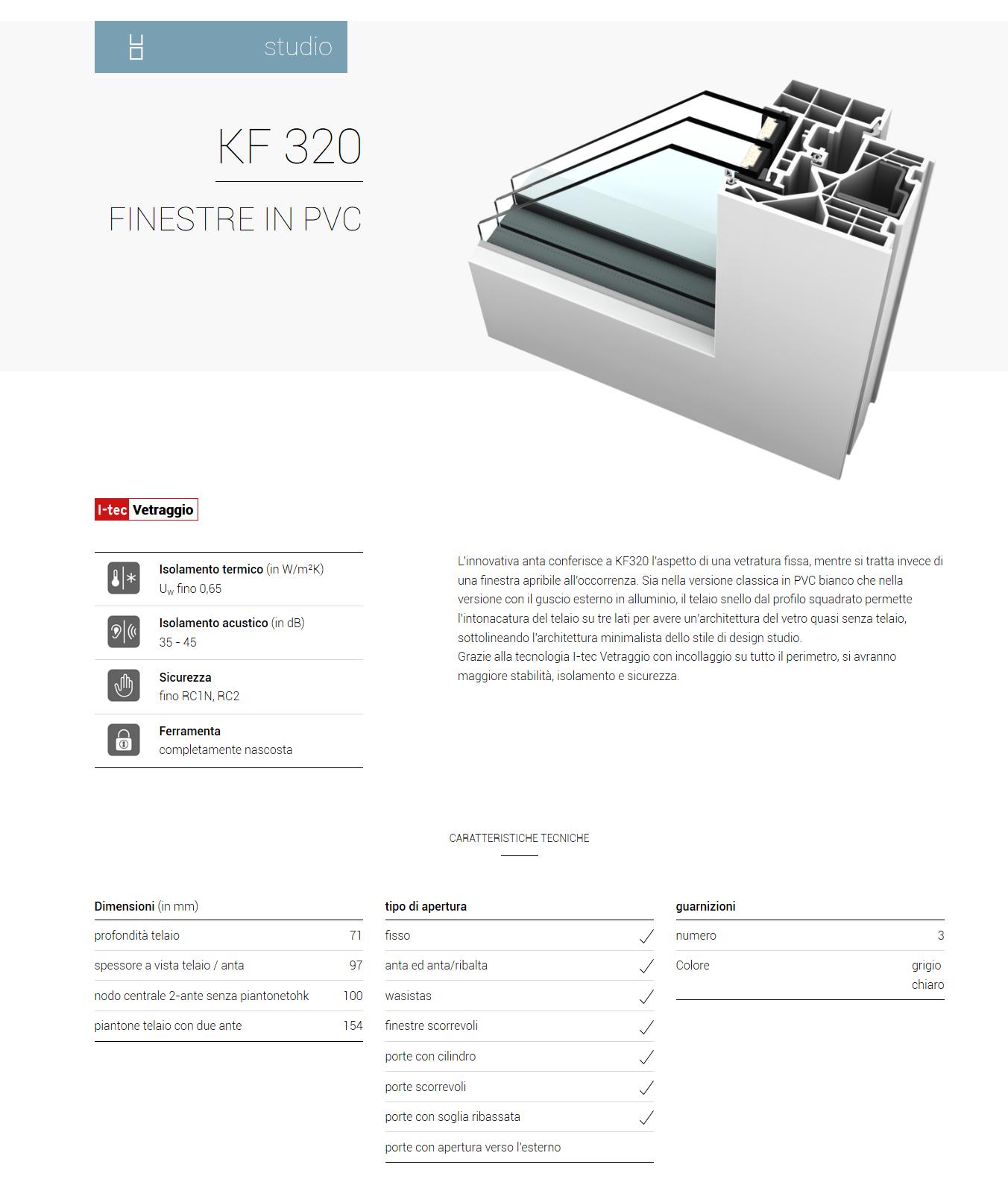 kf 320 studio