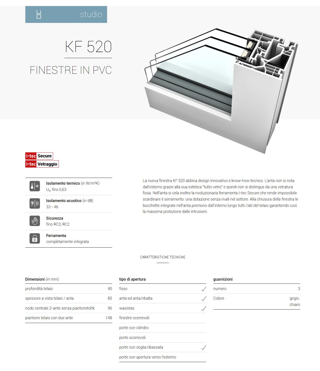 kf 520 studio